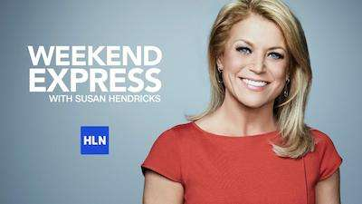 Image of Weekend Express with Susan Hendricks HLN Angela Arnold MD Mental Health segment